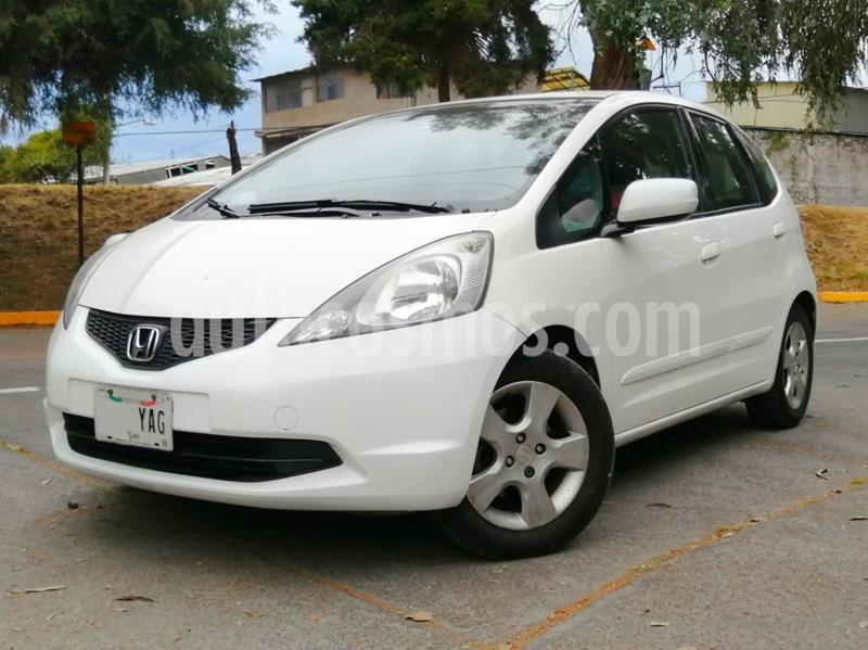 Honda Fit LX 1.5L usado (2012) color Blanco precio $120,000