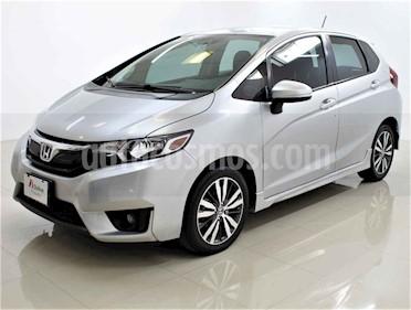 Honda Fit 5p Hit L4/1.5 Aut usado (2015) color Plata precio $165,000