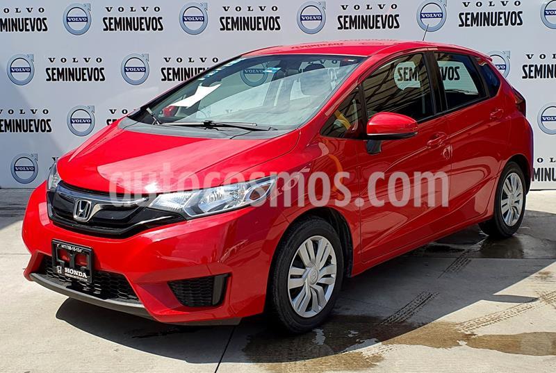 Honda Fit Cool 1.5L usado (2017) color Negro precio $205,000