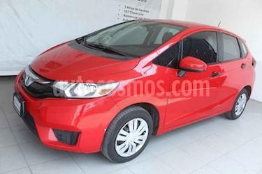 Honda Fit 5 pts. Cool usado (2016) color Rojo precio $159,000
