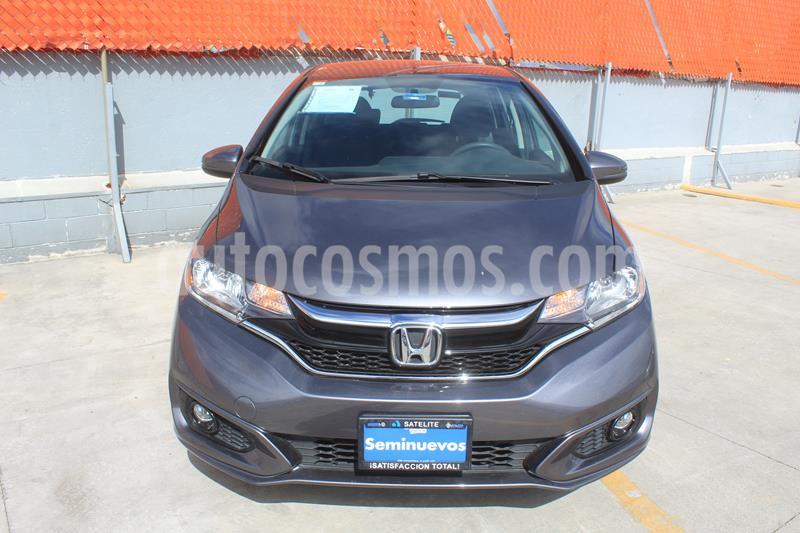 Honda Fit Hit 1.5L Aut usado (2020) color Gris precio $289,000