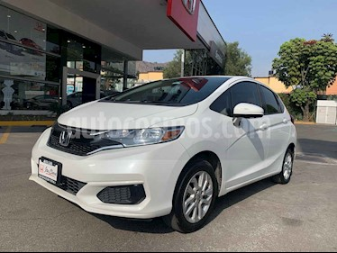 Honda Fit 5 pts. Fun MT usado (2018) color Blanco precio $225,000