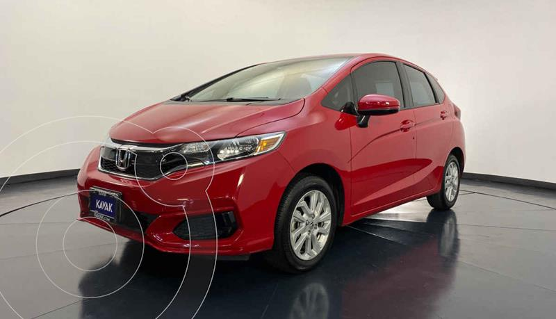 Honda Fit Cool 1.5L usado (2017) color Rojo precio $219,999