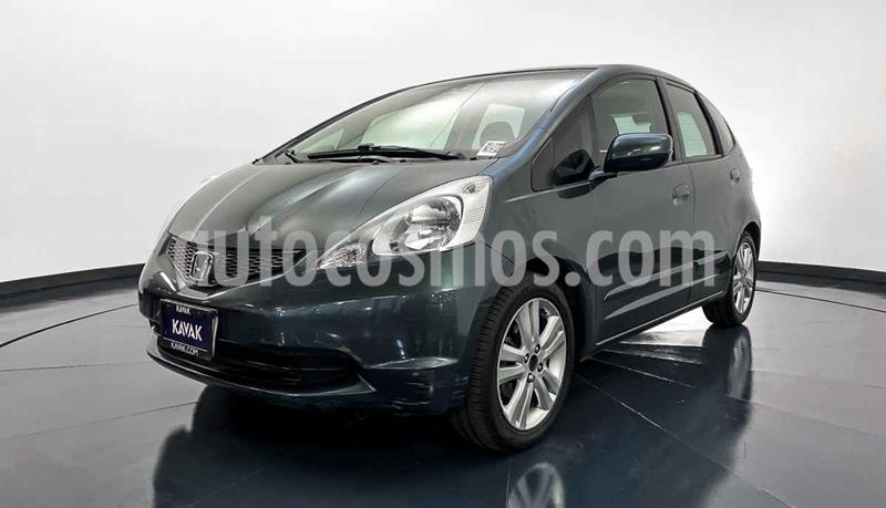 Honda Fit EX 1.5L CVT usado (2011) color Gris precio $139,999
