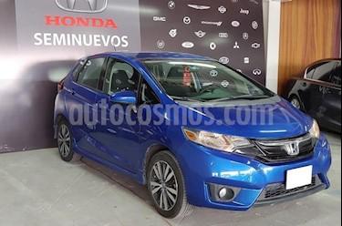 Foto Honda Fit 5p Hit L4/1.5 Aut usado (2016) color Azul precio $190,000