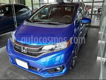 Honda Fit Hit 1.5L Aut usado (2018) color Azul precio $230,000