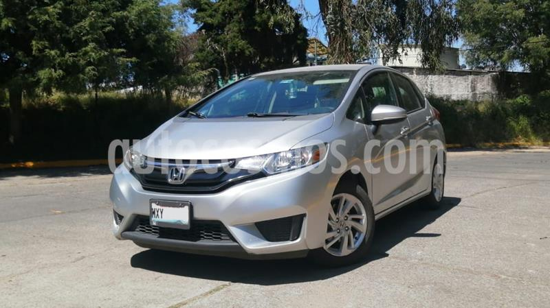 Honda Fit Fun 1.5L usado (2015) color Plata Dorado precio $155,000