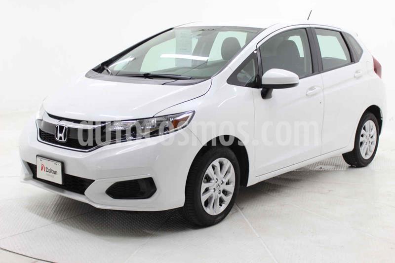 Honda Fit Fun 1.5L Aut usado (2018) color Blanco precio $253,000