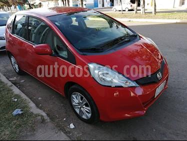 Foto Honda Fit EX 1.5L usado (2014) color Rojo Rally precio $129,800