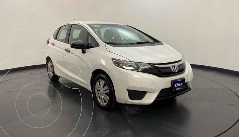Honda Fit Cool 1.5L usado (2016) color Blanco precio $169,999