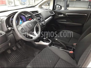 Honda Fit 5p Cool L4/1.5 Man usado (2017) color Blanco precio $179,000