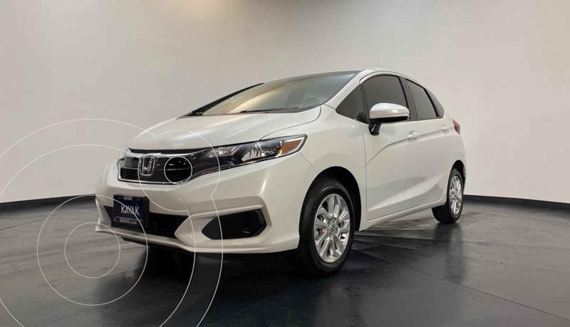 Honda Fit Fun 1.5L usado (2019) color Blanco precio $227,999