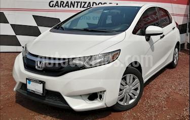 Honda Fit Cool 1.5L usado (2015) color Blanco Marfil precio $149,000
