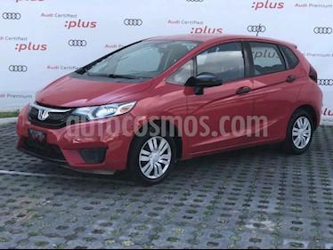 Honda Fit Cool 1.5L usado (2016) color Rojo precio $155,000