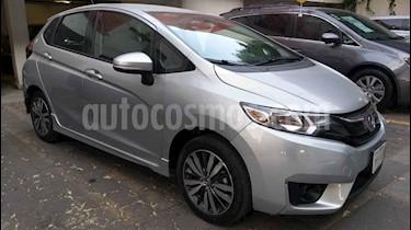 Honda Fit 5p Hit L4/1.5 Aut usado (2016) color Plata precio $205,000