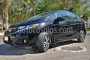 Honda Fit Hit 1.5L Aut usado (2018) color Negro precio $215,000