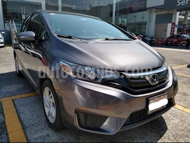foto Honda Fit 5P HB FUN AT RA-15 usado (2017) color Gris precio $205,000