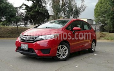 Foto Honda Fit Fun 1.5L usado (2015) color Rojo precio $158,000