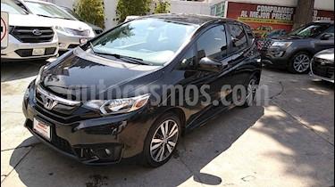Honda Fit 5p Hit L4/1.5 Aut usado (2017) color Negro precio $189,000