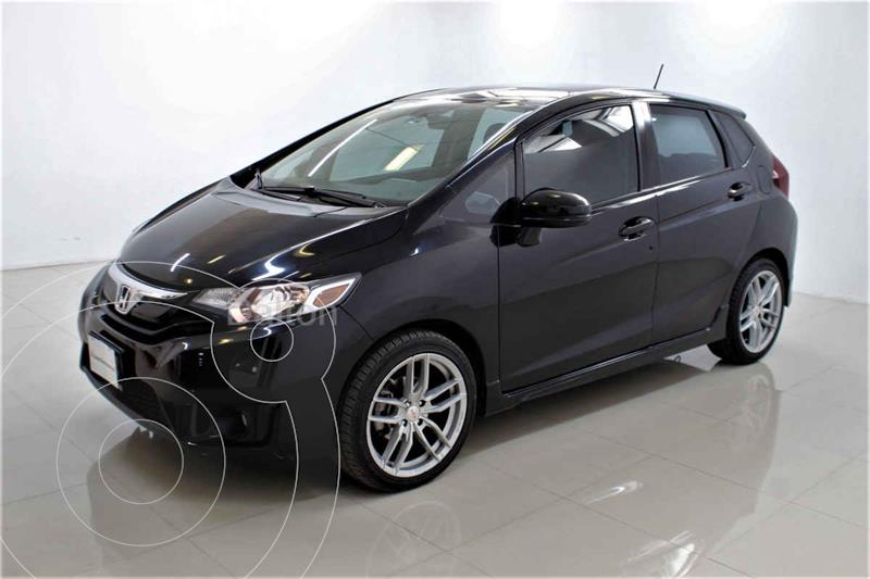 Honda Fit Hit 1.5L Aut usado (2017) color Negro precio $225,000