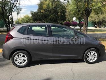 Honda Fit Fun 1.5L Aut usado (2017) color Acero precio $190,000