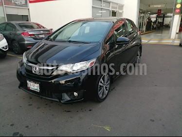 Honda Fit Hit 1.5L Aut usado (2017) color Negro precio $229,000