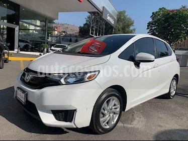 Honda Fit Fun 1.5L Aut usado (2016) color Blanco precio $185,000
