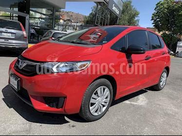 Honda Fit 5 pts. Cool usado (2016) color Rojo precio $155,000