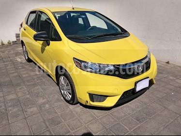 Honda Fit Cool 1.5L usado (2015) color Oro precio $160,000