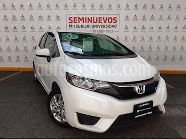 Foto Honda Fit Fun 1.5L usado (2015) color Blanco Marfil precio $160,000
