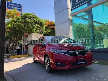 Honda Fit HIT CVT usado (2018) color Rojo precio $239,000
