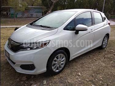 Honda Fit Fun 1.5L Aut usado (2018) color Blanco precio $194,900