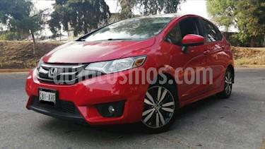 Honda Fit 5P HB HIT CVT BL F. NIEBLA RA-16 usado (2016) color Rojo precio $205,000