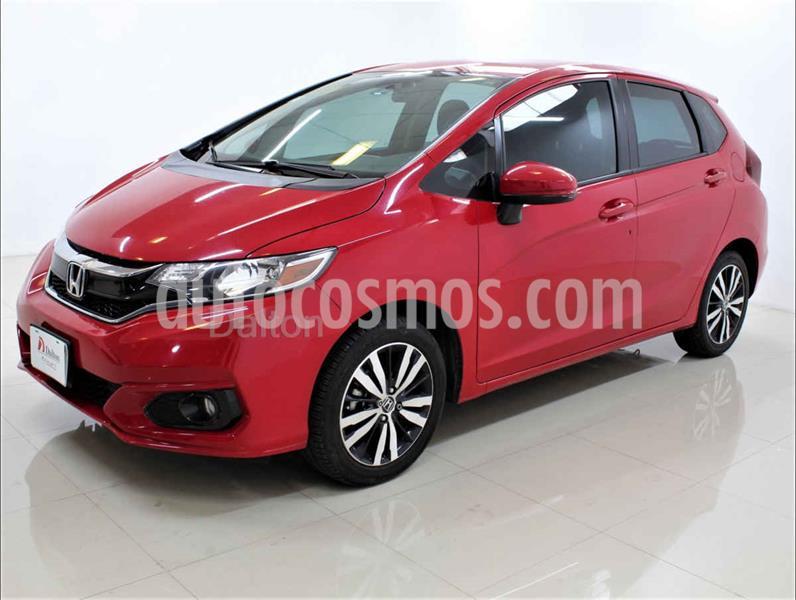 Honda Fit Hit 1.5L Aut usado (2018) color Rojo precio $249,000