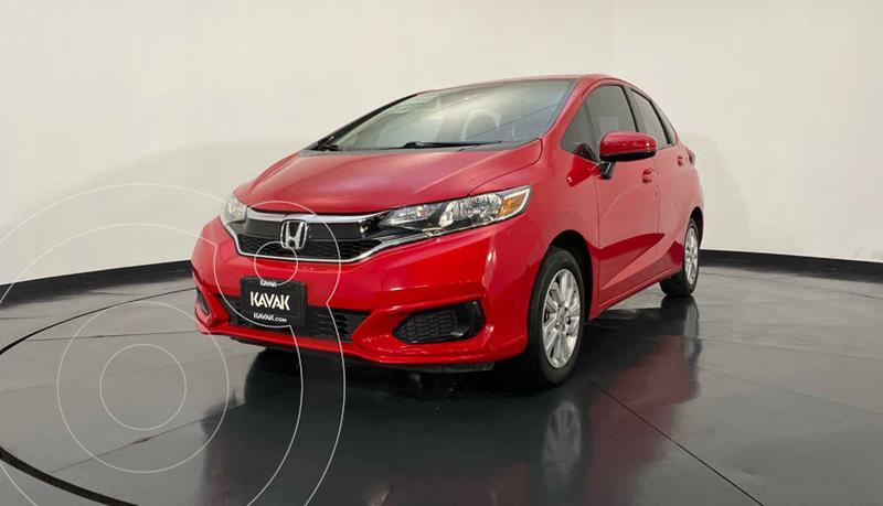 Honda Fit Cool 1.5L usado (2017) color Rojo precio $212,999