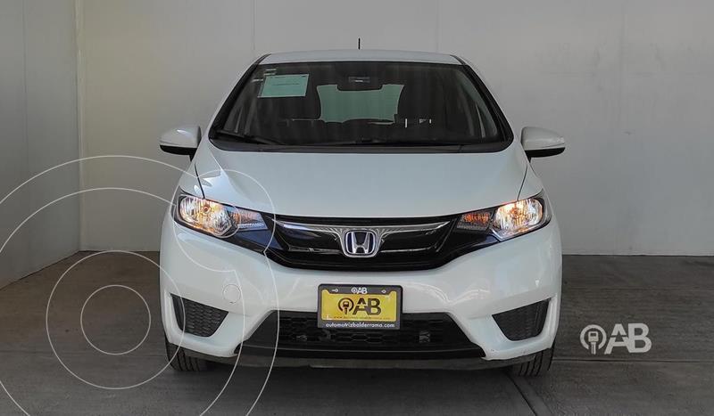 Foto Honda Fit Fun 1.5L usado (2017) color Blanco precio $168,000
