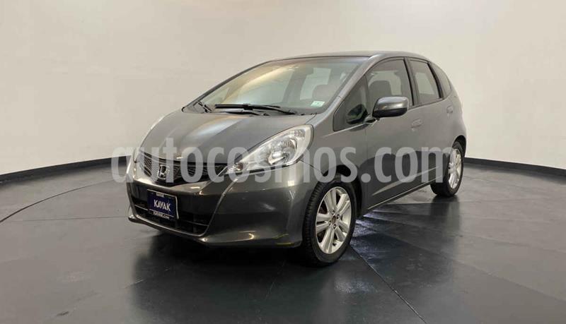 Honda Fit EX 1.5L CVT usado (2013) color Gris precio $129,999