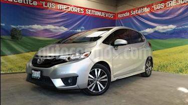 Honda Fit Hit 1.5L Aut usado (2016) color Plata precio $205,000