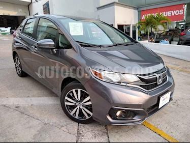 Honda Fit Hit 1.5L Aut usado (2019) color Gris precio $280,900