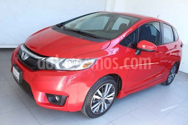 Honda Fit 5p Hit L4/1.5 Aut usado (2017) color Rojo precio $239,000