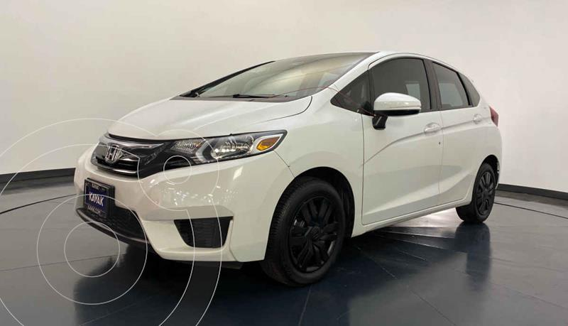 Honda Fit Cool 1.5L usado (2017) color Blanco precio $197,999