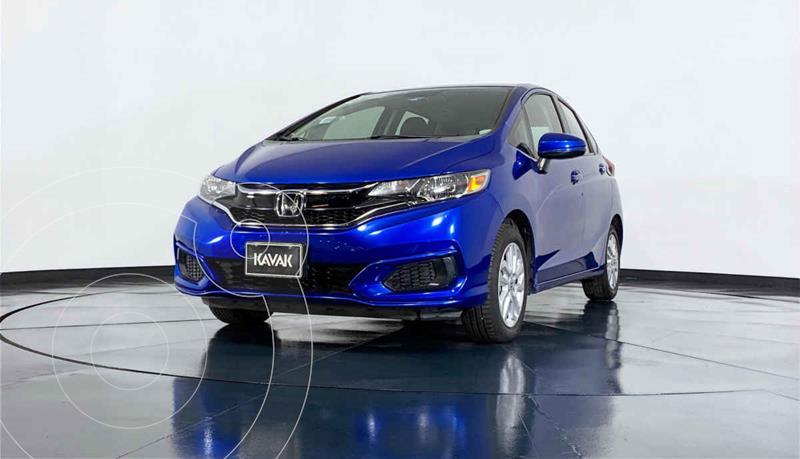 Foto Honda Fit Fun 1.5L Aut usado (2018) color Azul precio $242,999