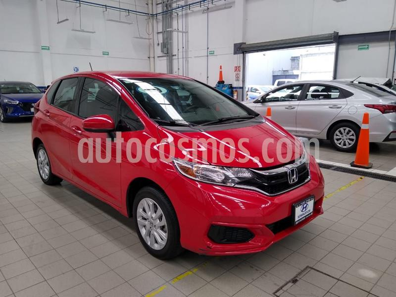 Honda Fit Fun 1.5L usado (2019) color Rojo precio $235,000