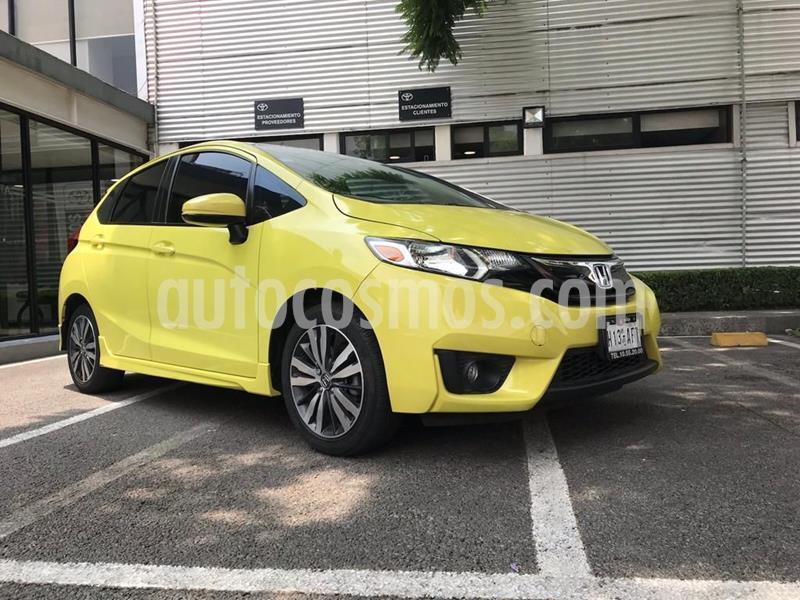 Honda Fit Hit 1.5L Aut usado (2016) color Blanco Marfil precio $178,000