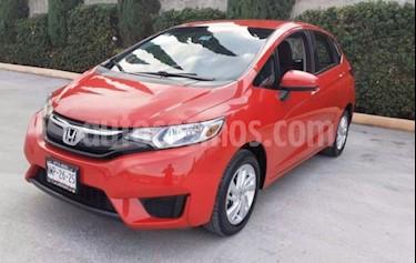 Honda Fit Fun 1.5L usado (2015) color Rojo precio $145,000