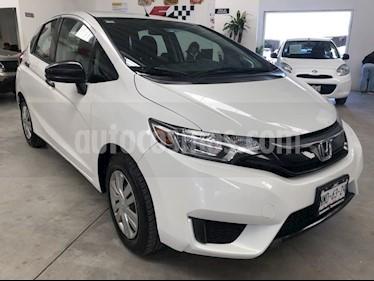 Honda Fit Cool 1.5L usado (2015) color Blanco precio $149,000