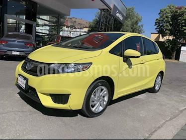 foto Honda Fit Fun 1.5L usado (2016) color Amarillo precio $165,000