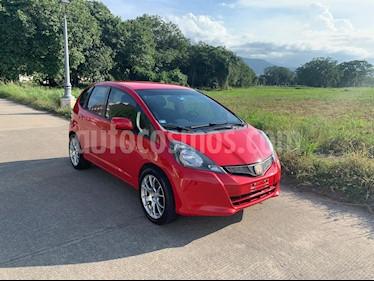 Honda Fit LX 1.5L Aut usado (2014) color Rojo precio $155,000