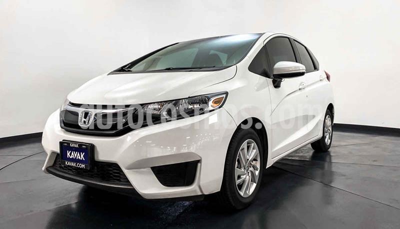 Honda Fit Fun 1.5L usado (2017) color Blanco precio $197,999