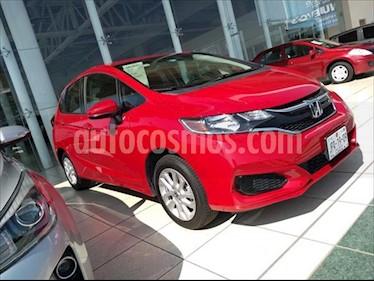 Honda Fit FUN TM usado (2018) color Rojo precio $199,000